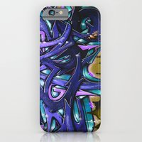 graffiti iPhone & iPod Cases featuring Graffiti by Fine2art