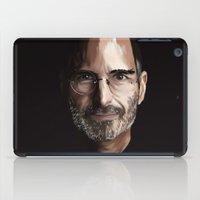 Steve Jobs iPad Case