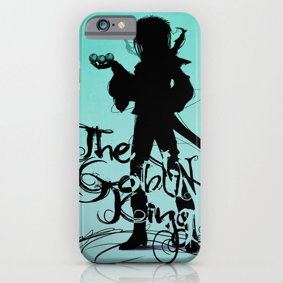 The Goblin King iPhone & iPod Case