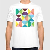 Geometry for Modern Houses (2010) Mens Fitted Tee White SMALL
