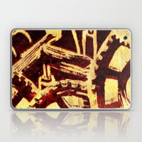 Industrious Hell  Laptop & iPad Skin
