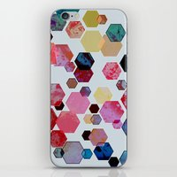 C13 Construct Hex V1 iPhone & iPod Skin