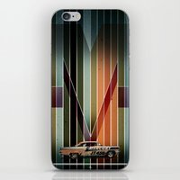 MERCURY JT450 iPhone & iPod Skin