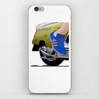 Kick Off In Style iPhone & iPod Skin