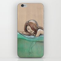 Aqualove iPhone & iPod Skin