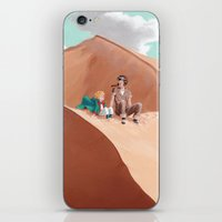 The Little Prince iPhone & iPod Skin