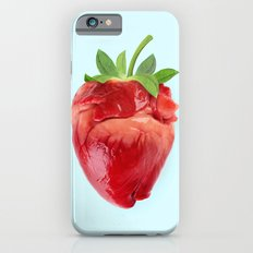 STRABERRY HEART Slim Case iPhone 6s