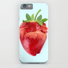 STRABERRY HEART iPhone 6 Slim Case