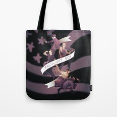 Poster Boys For Your Scene Tote Bag