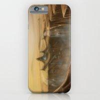 Canion Village Fantasy Landscape iPhone 6 Slim Case