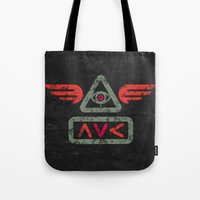 Ave Tote Bag