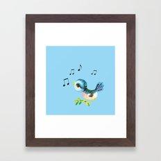 Birdsong Framed Art Print