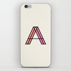 Letters – A iPhone & iPod Skin