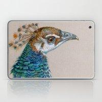 Peacock CC006 Laptop & iPad Skin