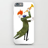 iPhone & iPod Case featuring The Coat Tail by Susana Carvalhinhos