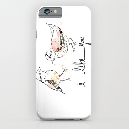 i like you iPhone & iPod Case