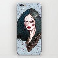 Jessica Jones iPhone & iPod Skin