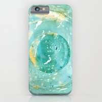 Blue Fantasy Planet iPhone 6 Slim Case