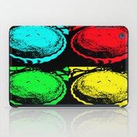 Pop Art Cherry Pie iPad Case