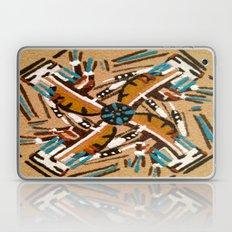 Indian Windmill design Laptop & iPad Skin