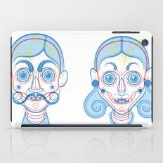A Rare Girl iPad Case