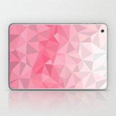 Pink Polygon Laptop & iPad Skin