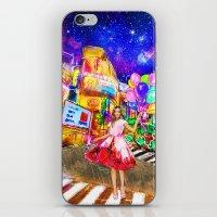 Meet Me In Japan. iPhone & iPod Skin