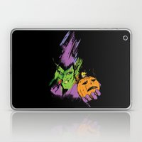 The Green Goblin Laptop & iPad Skin