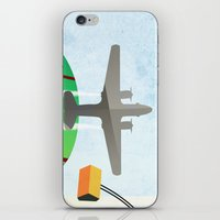 Mapas iPhone & iPod Skin