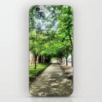 Path Of Light iPhone & iPod Skin