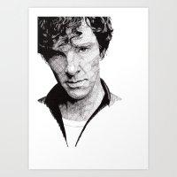 Benedict Art Print