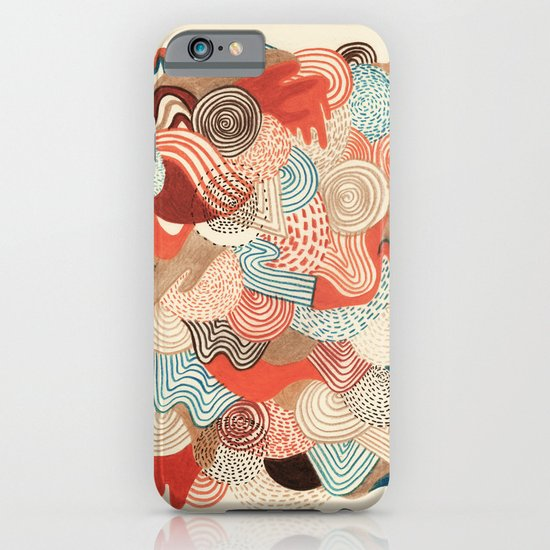 Melting time iPhone & iPod Case