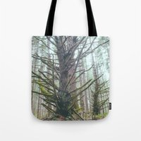 Old Growth Tote Bag
