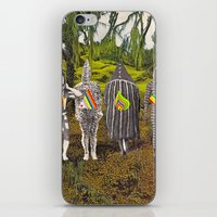 New Lands iPhone & iPod Skin