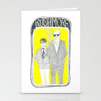 Rushmore Stationery Cards
