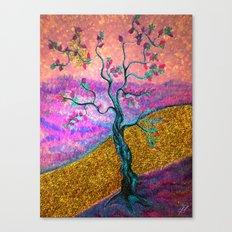 Gold River Canvas Print