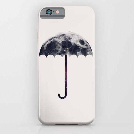 Space Umbrella II iPhone & iPod Case