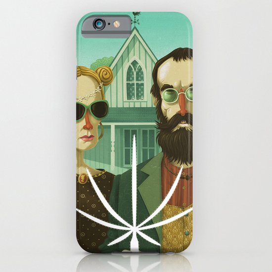 American Gothic High iPhone & iPod Case