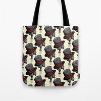 Circus ∫ Animal Surrealism Tote Bag