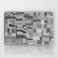 Vegas Tex Black And Whit… Laptop & iPad Skin