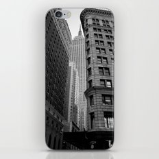 New York Building-1 iPhone & iPod Skin