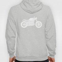 BMW R80 - Cafe Racer series #4 Hoody