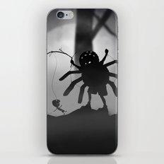 Limbo Kid iPhone & iPod Skin