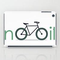 no oil iPad Case