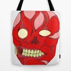 Naked Face Tote Bag