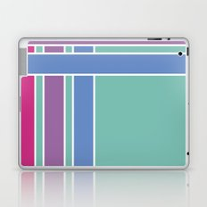 Step in Line Laptop & iPad Skin