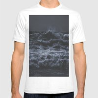 Where is my mind? Mens Fitted Tee White SMALL