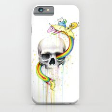 Adventure through Time and Face Slim Case iPhone 6s