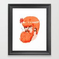 Spartacus Framed Art Print