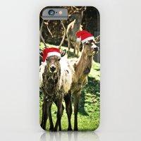 Tis The Season - Reindee… iPhone 6 Slim Case